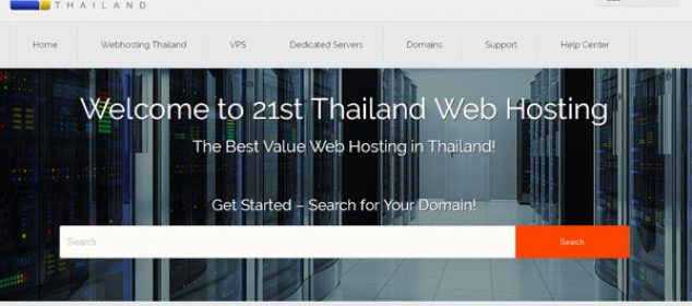 21st Thailand Web Hosting Review