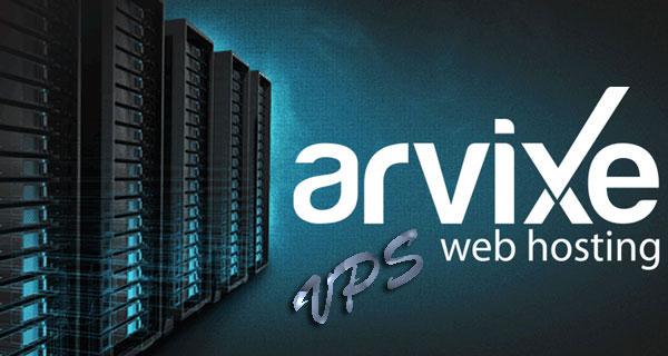Arvixe VPS hosting