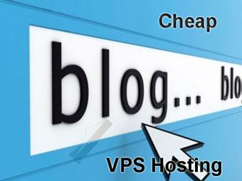 cheap blog VPS