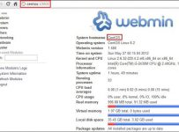 install Webmin on Linux centOS