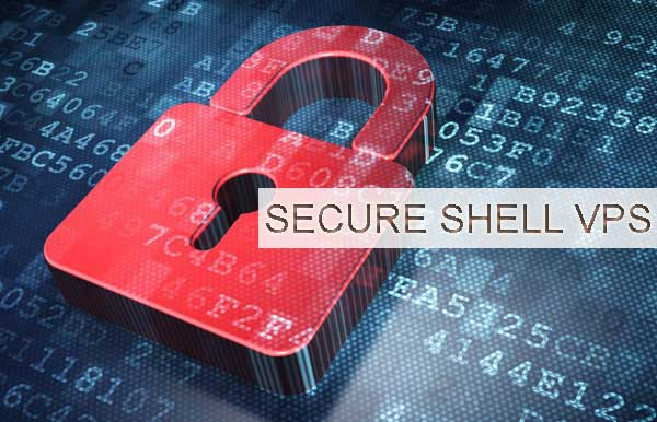 secure shell SSH VPS