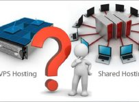 shared hosting to VPS