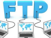 transfer files using command line ftp