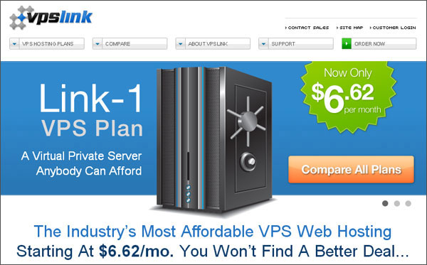 VPSLink VPS hosting
